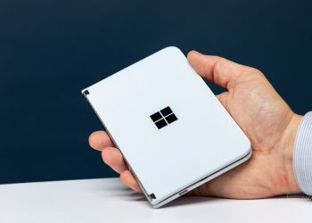 First look at the Microsoft Surface Duo