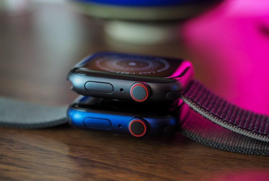 Watch Series 6 vs Apple Watch SE