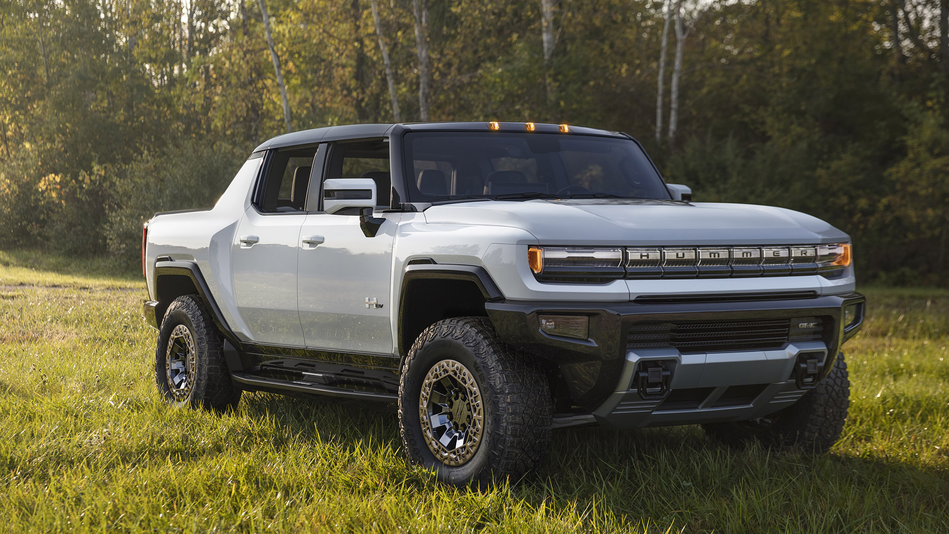 GMC Hummer EV 2022 new facelift