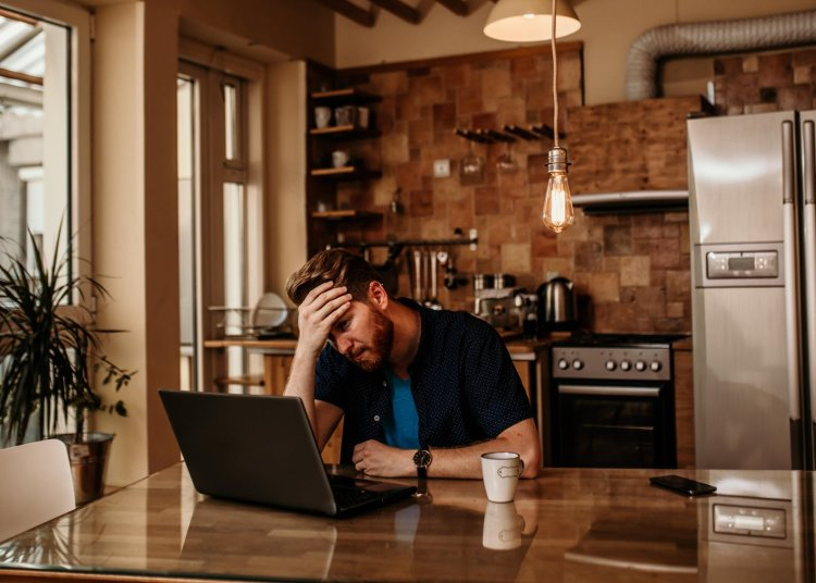 Burn-out working at home