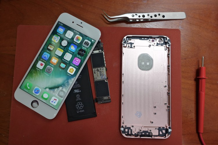 Apple sue GEEP over recycling theft
