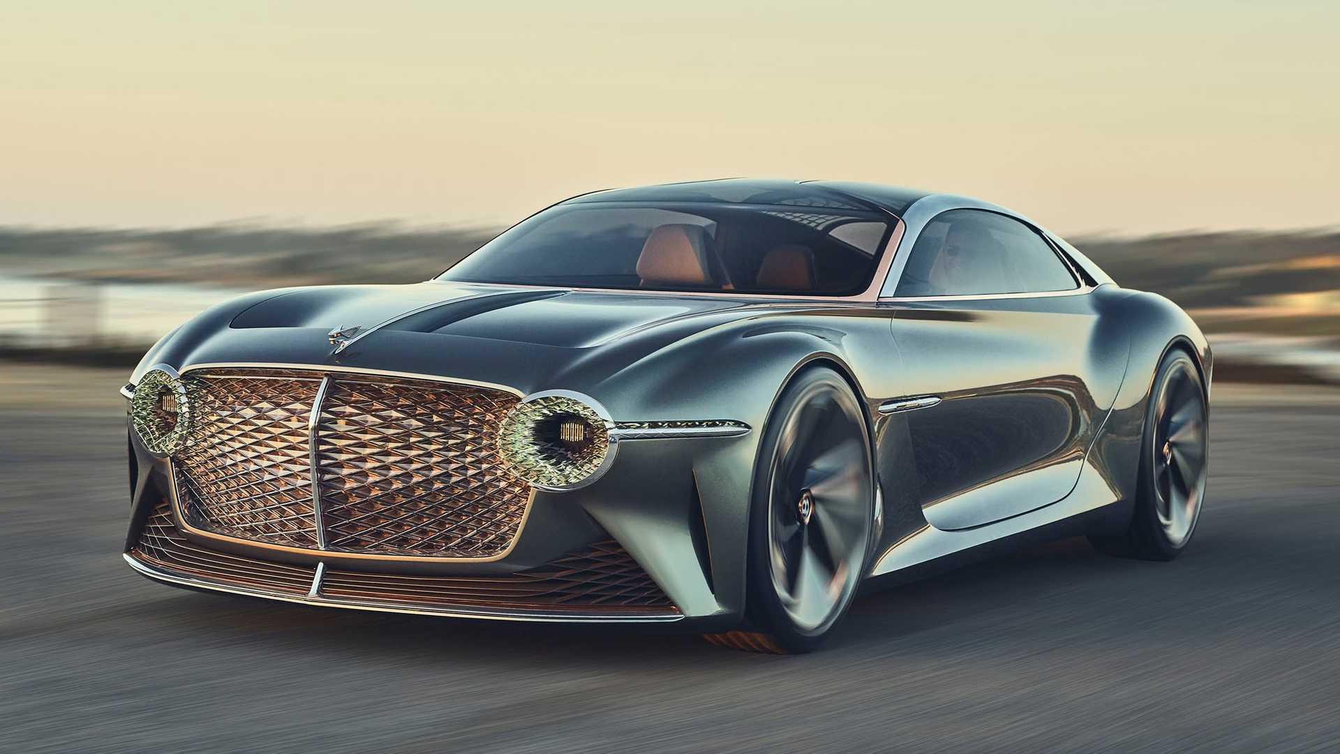 Bentley EXP 100 GT 2