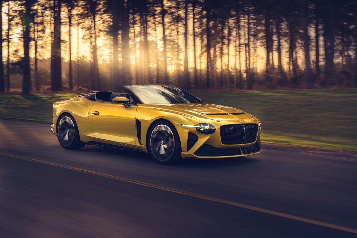 Bentley Mulliner Bacalar HD images