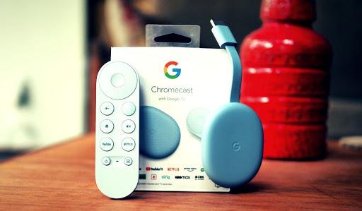 Chromecast remote