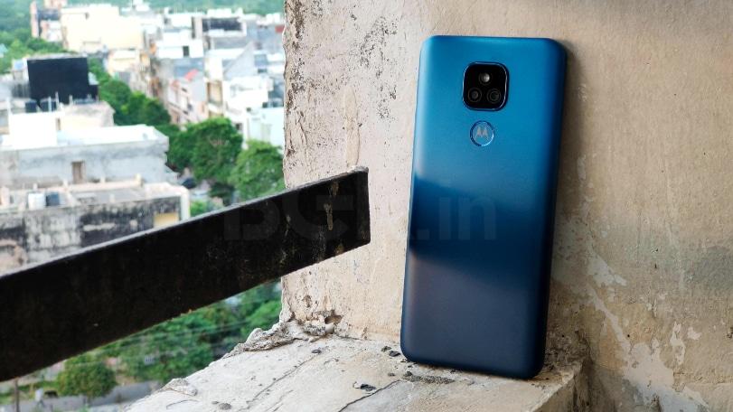 Moto E7 release