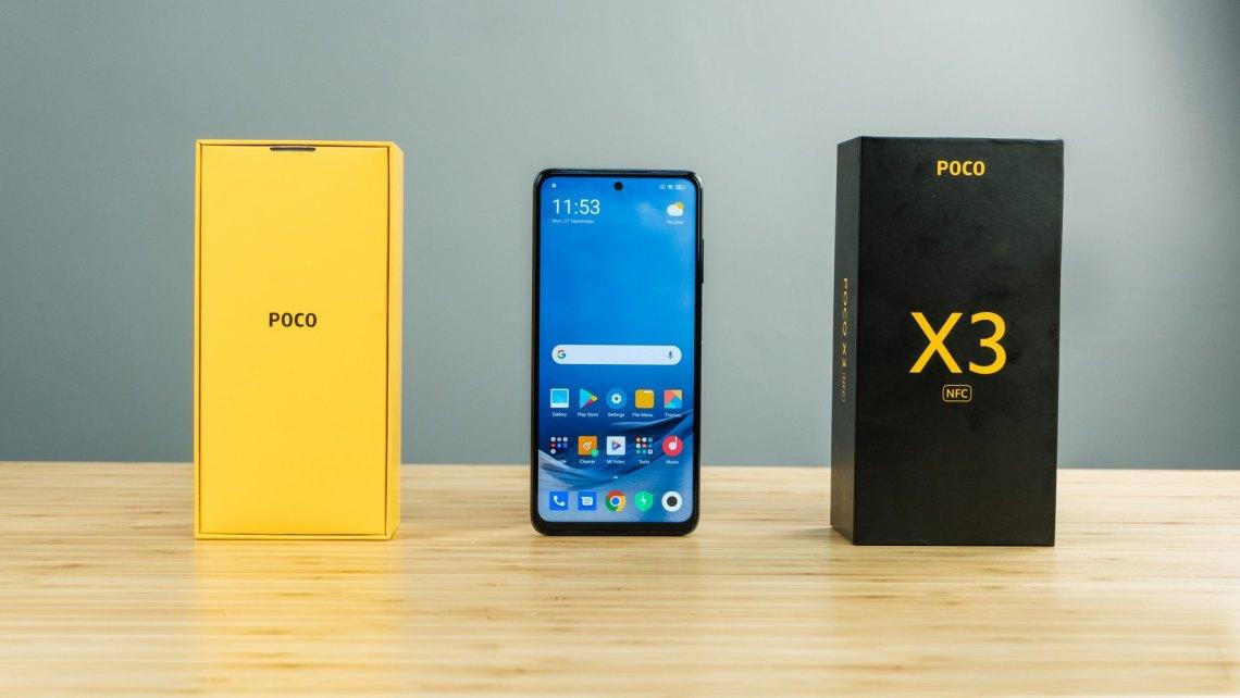 POCO X3 deals