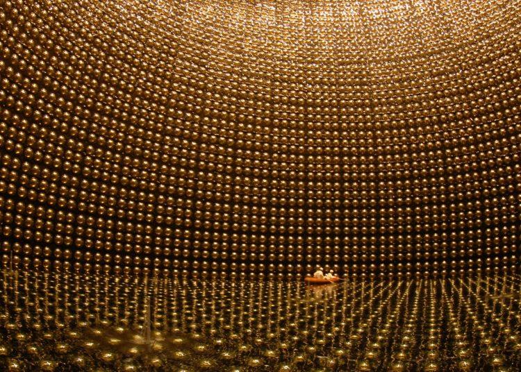 Scientists find neutrinos scaled