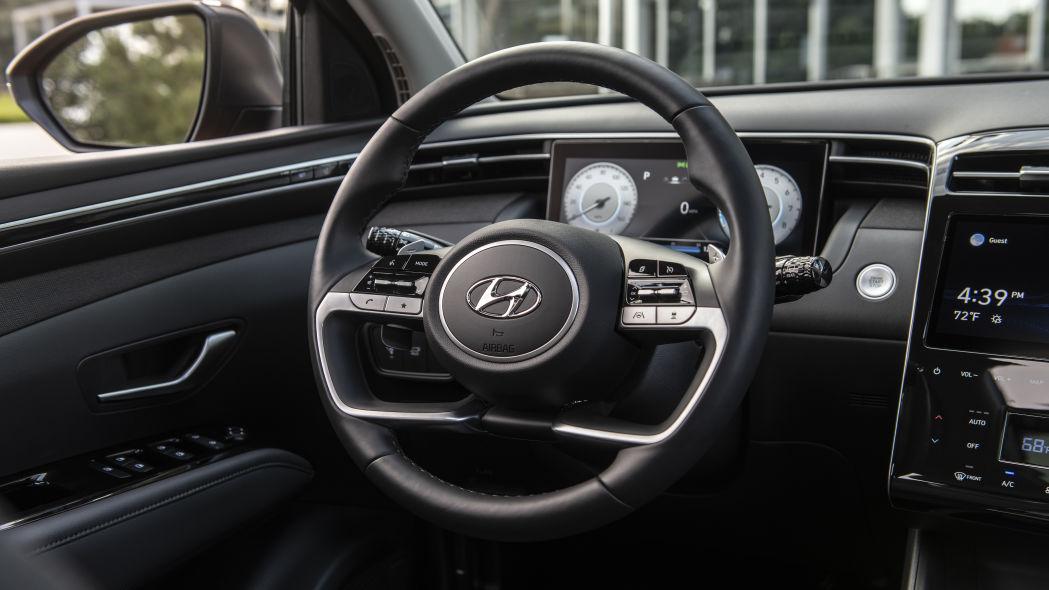 Tucson 2022 steering