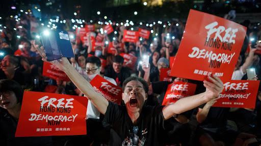 HKChronicles blocked in Hong Kong