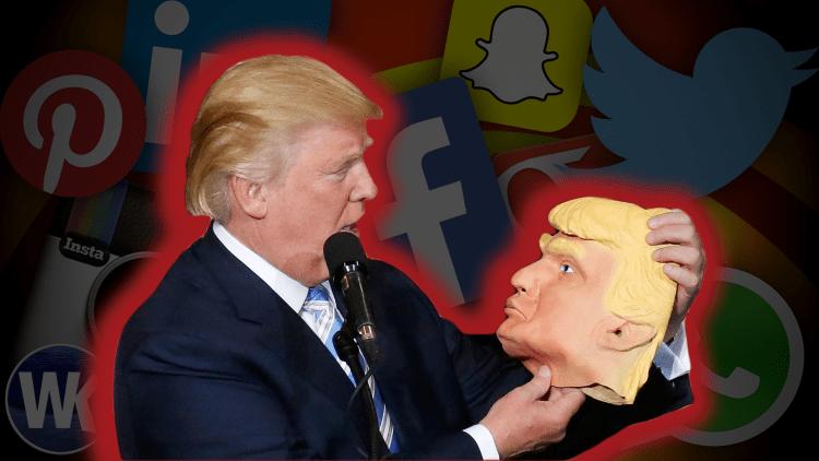 Trump Social network