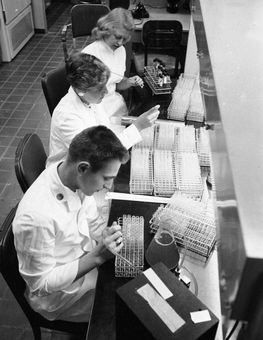 Asian Flu - 1957