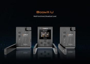 Comica BoomX U