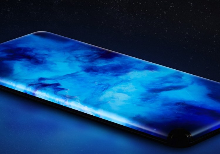Xiaomis Curved screen