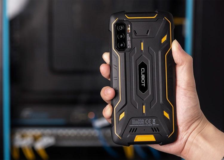 Cubot KingKong 5 Pro battery