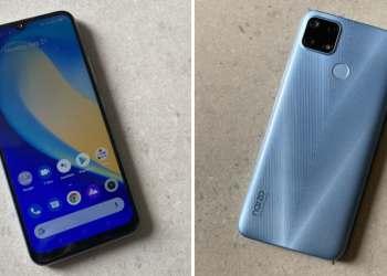 Realme Narzo 20 Android 11