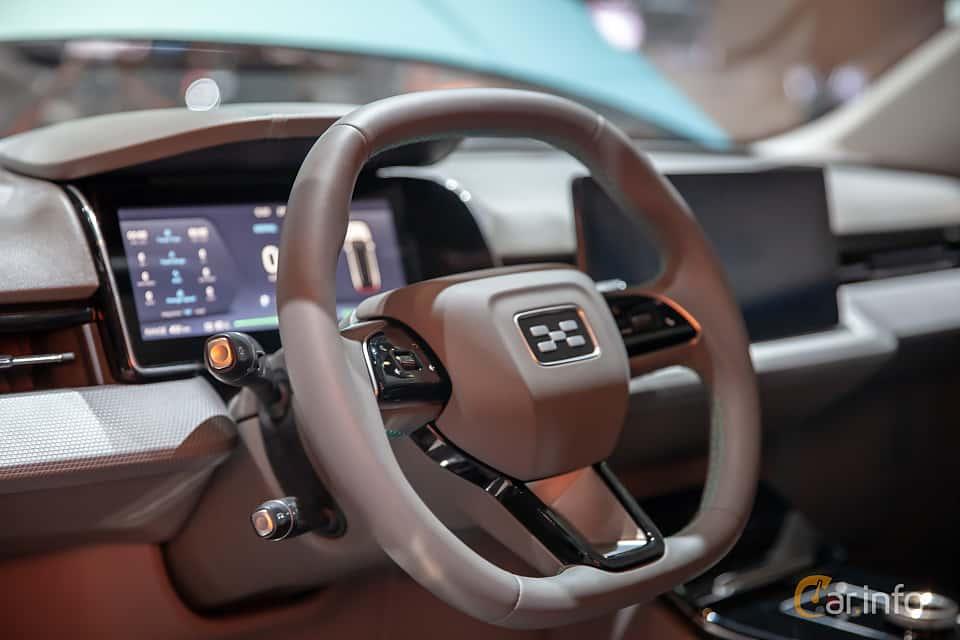 Aiways U5 power steering wheel