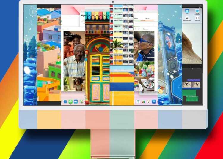 2021 iMac 24 review