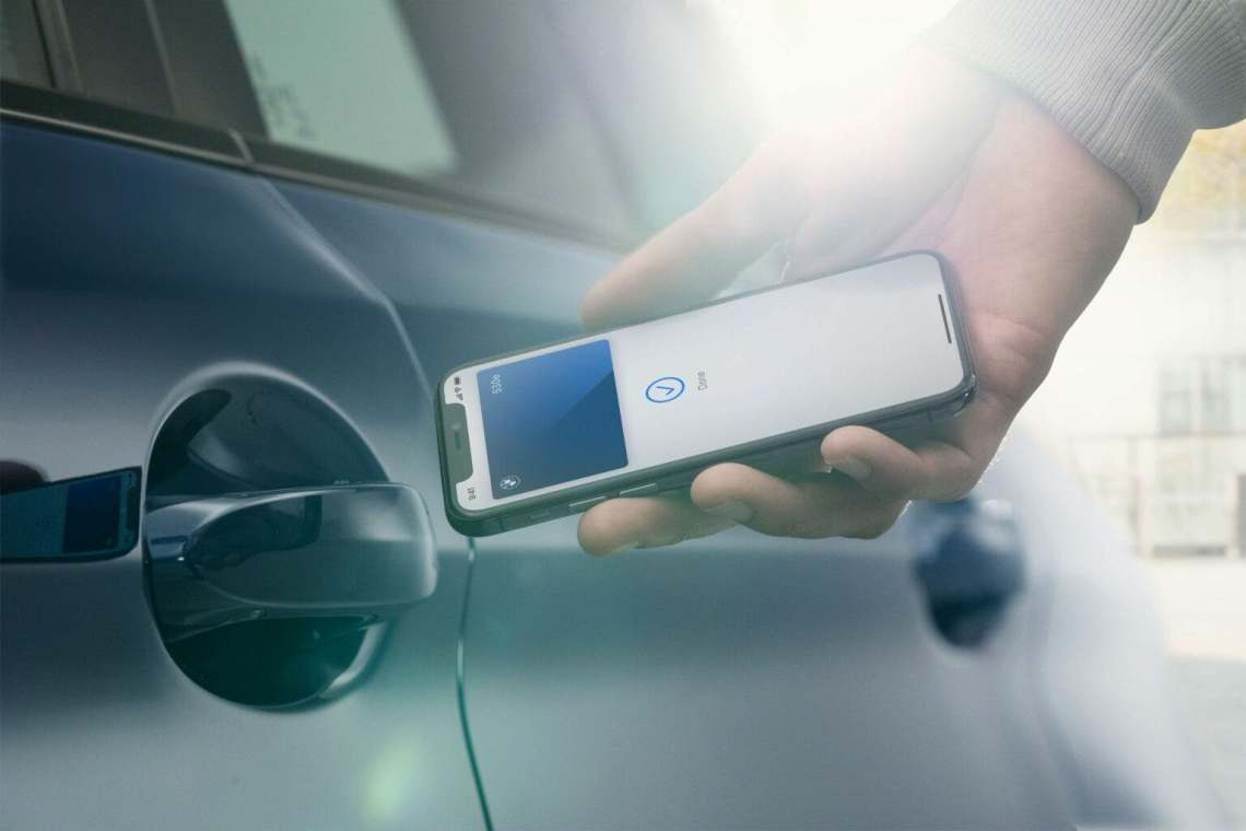 You'll be able to turn your Android phone to a car key