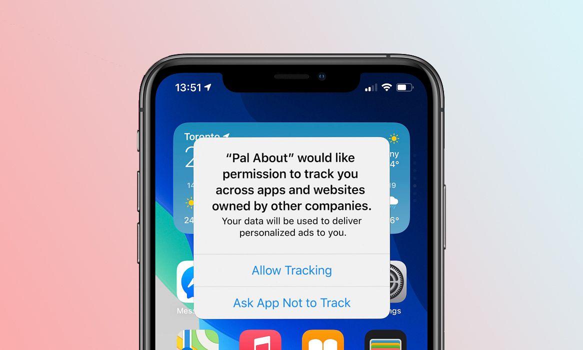 App tracking iOS 14.5
