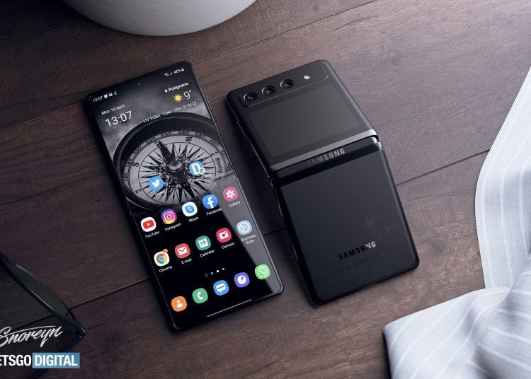 Galaxy Z Flip 3 LetsGoDigital scaled