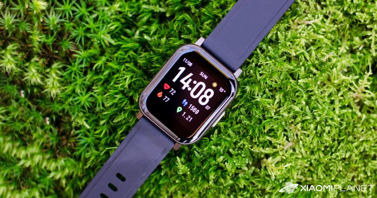 Haylou LS02 smartwatch deal