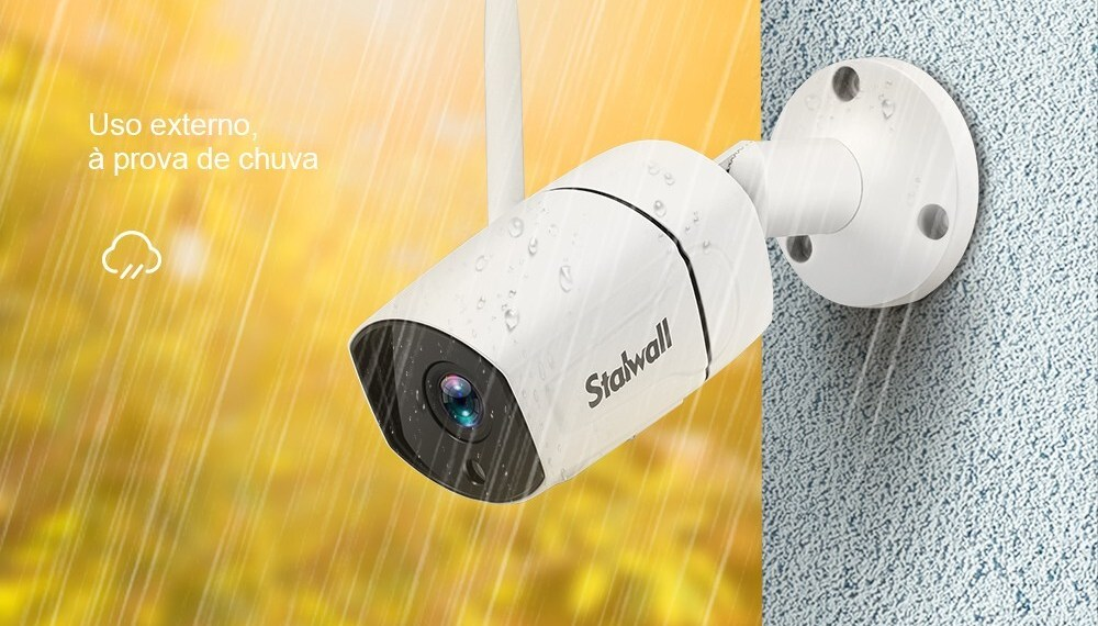 Stalwall N648 security cam deal