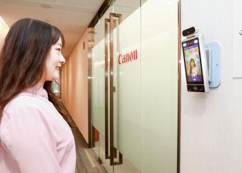 Canon smile recognition camera