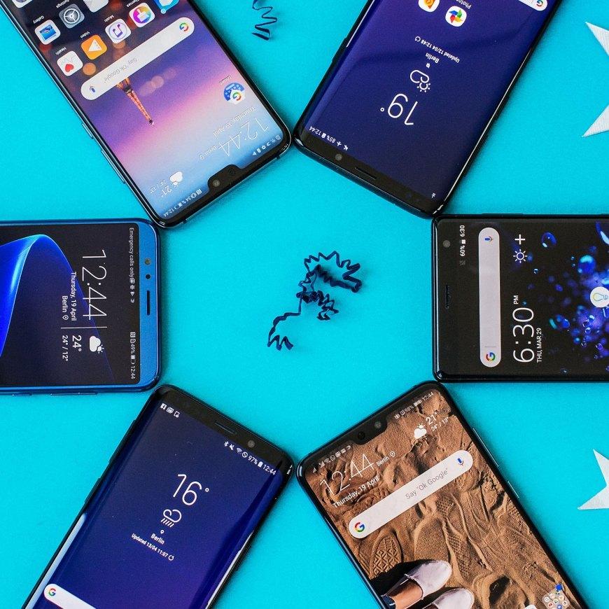 Best Phones 2018