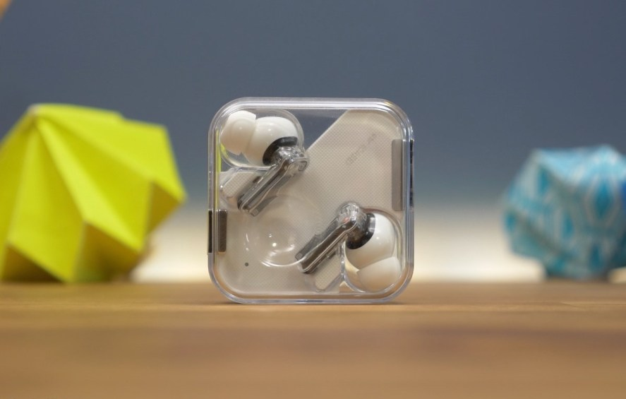 Nothing Ear 1 transparent case