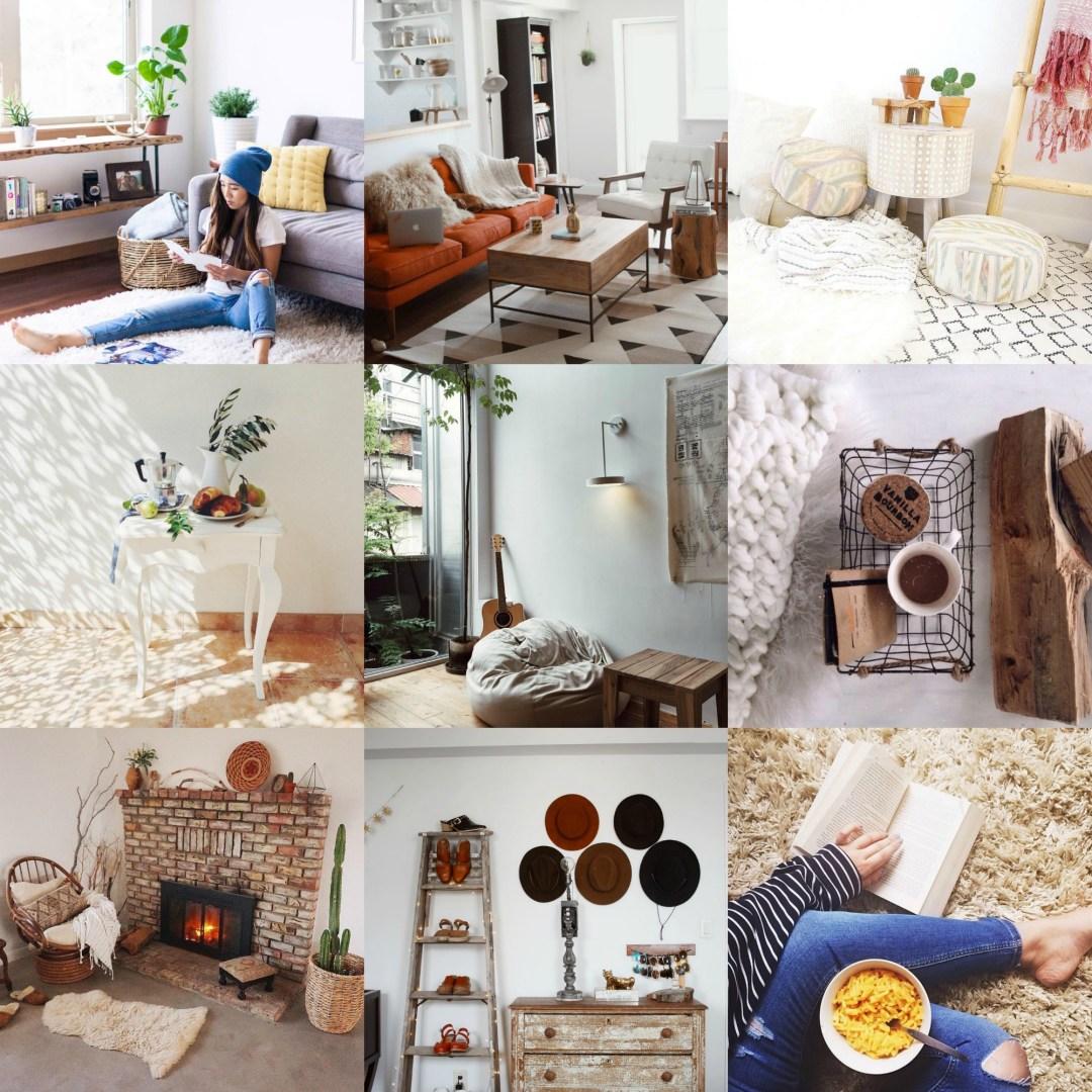 instagram interior inspiration