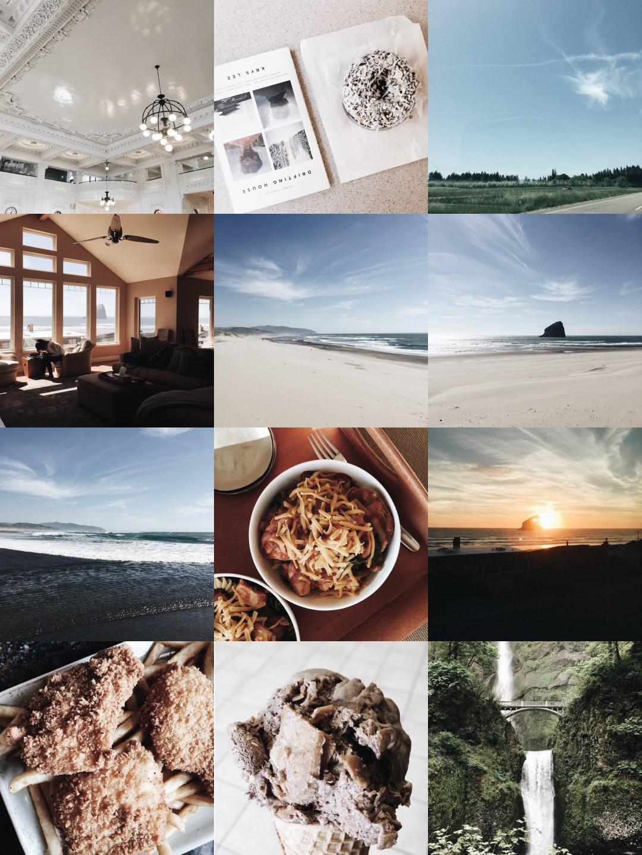 iphone snapshots - portland, summer break 2017 | brunch at audrey's