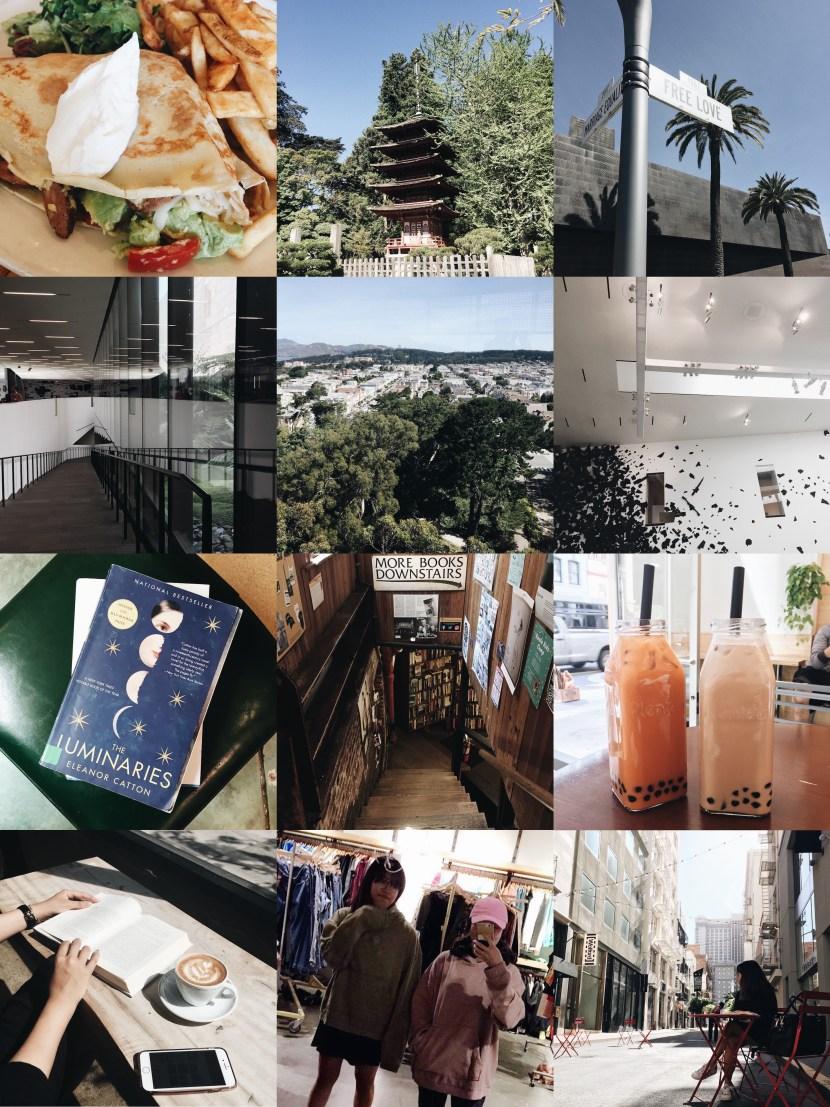 iphone snapshots - san francisco, summer break 2017 | brunch at audrey's