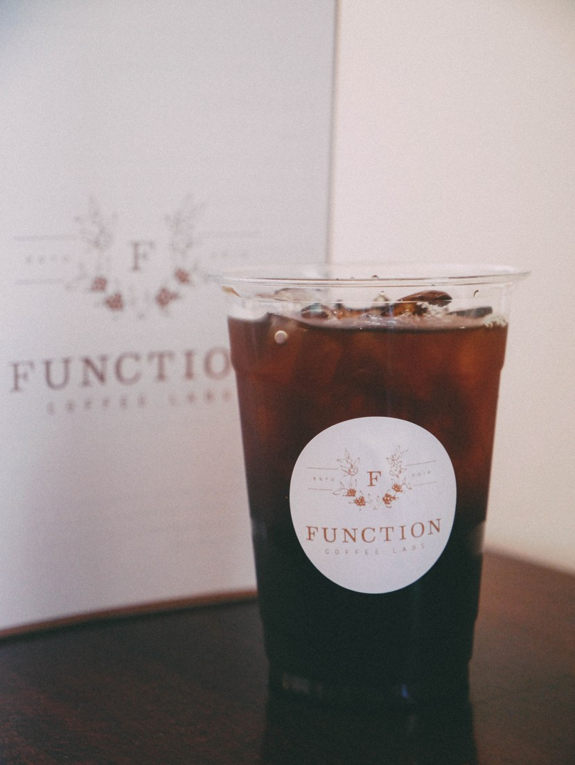 function lab coffee - june lately | brunch at audrey's