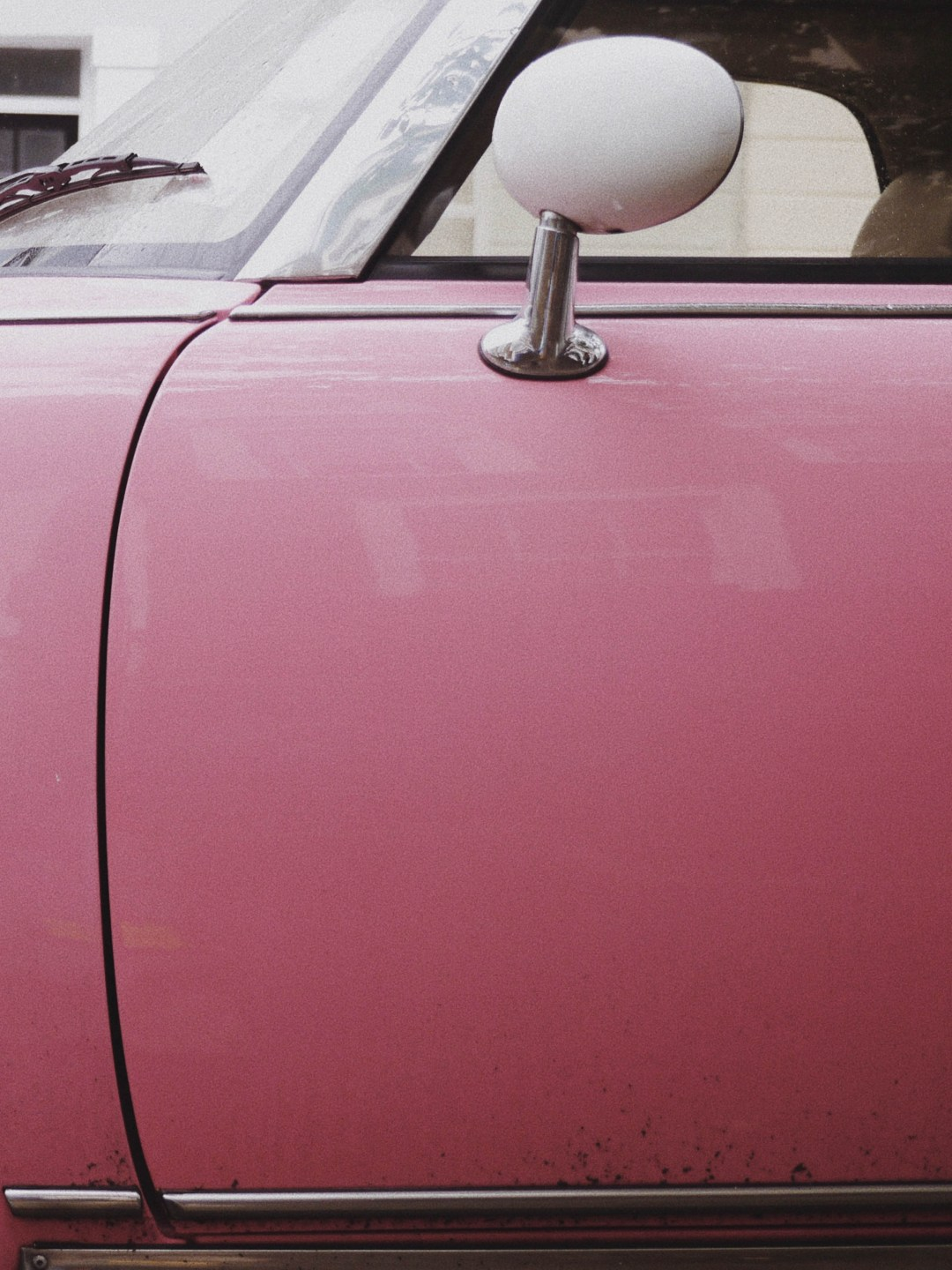 car - pink, weekend colour palette | brunch at audrey's
