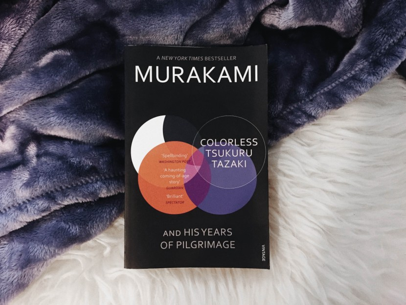 colorless tsukuru tazaki by haruki murakami, read lately - august lately | brunch at audrey's