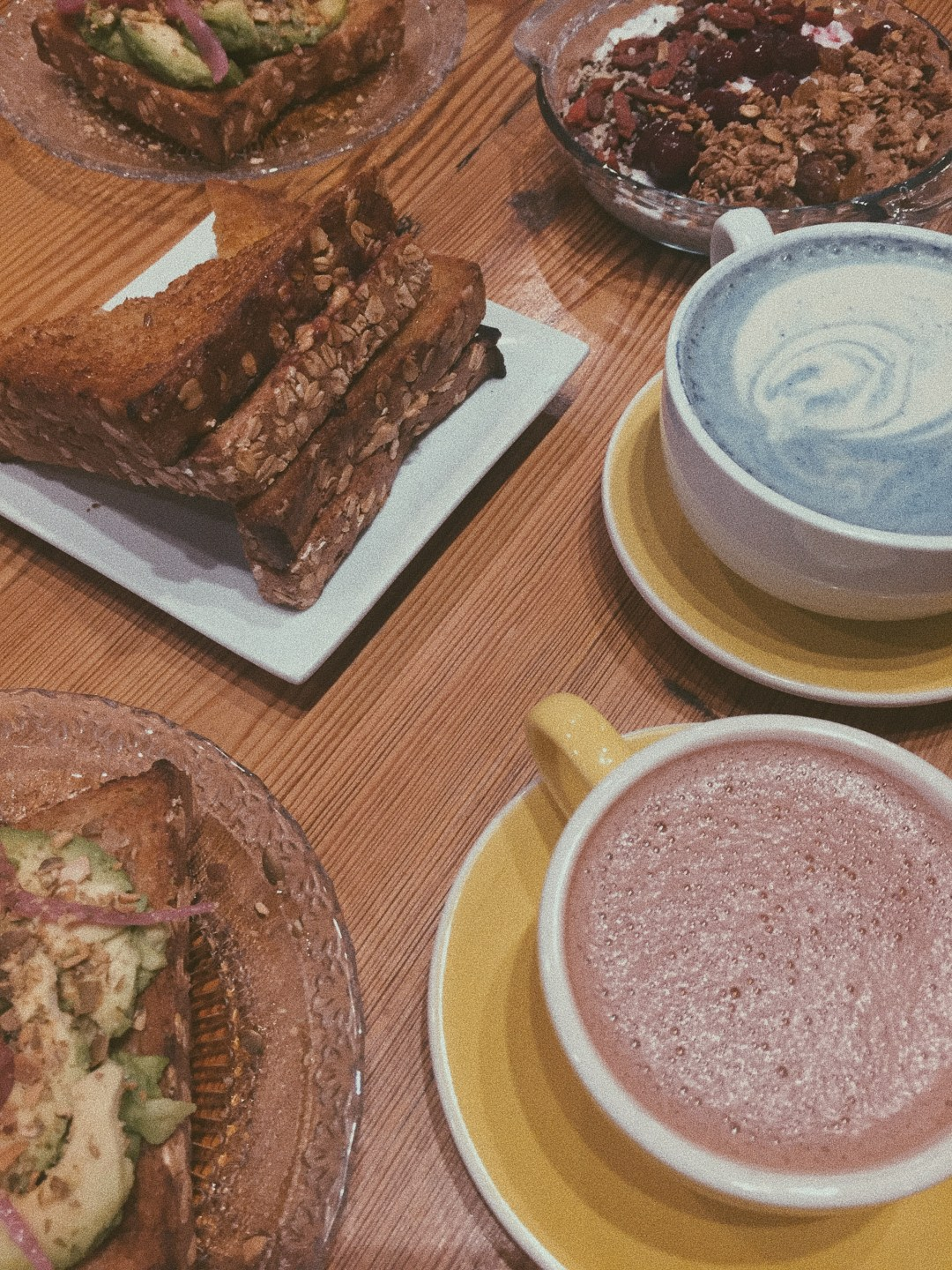green engine coffee - weekly update | brunch at audrey's