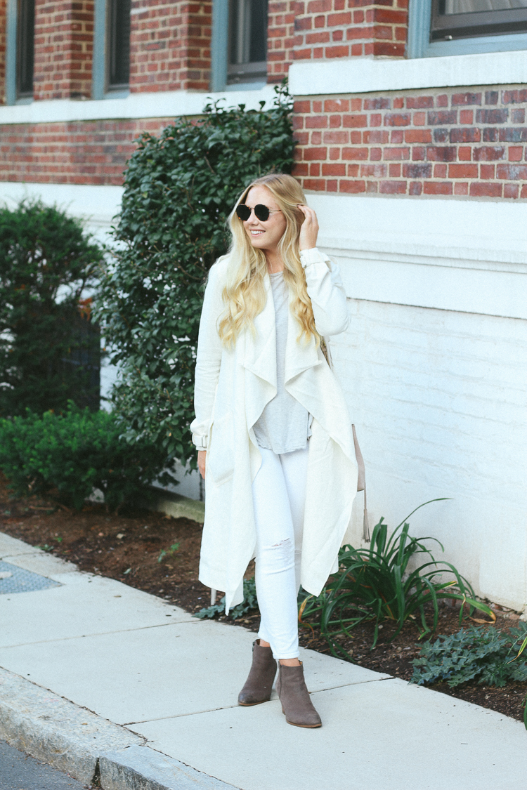 why you should wear white after labor day, white outfits, fall outfits, fall style, white after labor day