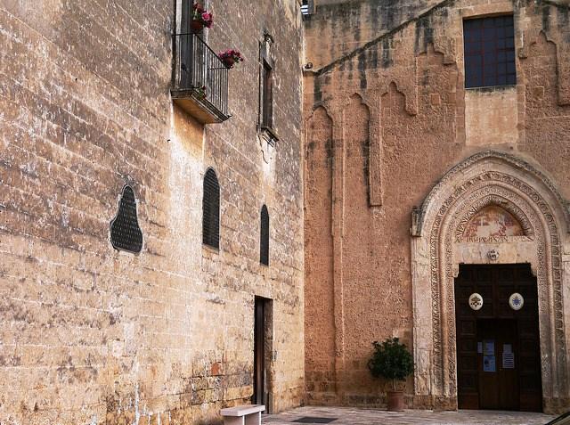 Santuario della Vergine SS. del Carmelo - Mesagne (Br)