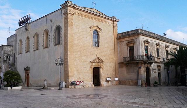 Chiesa del Carmine - Carovigno (Br)