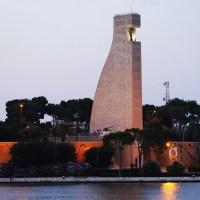 Monumento Nazionale al Marinaio d'Italia - Struttura
