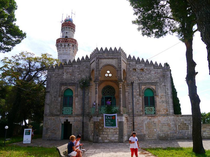 Il Minareto di Damaso Bianchi - Fasano (Br)