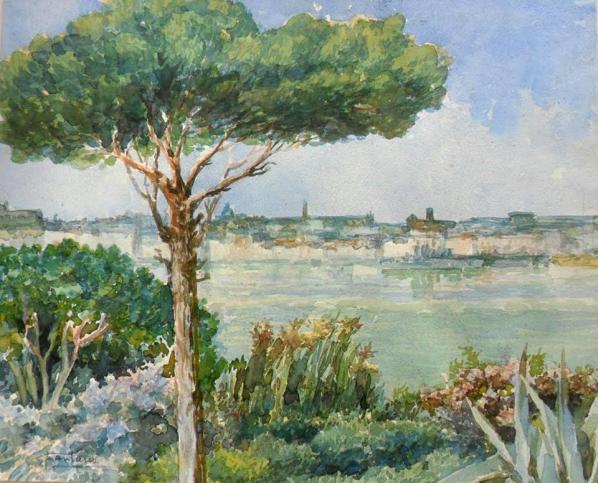 Salvatore Fantasia – Un pittore brindisino (1879 – 1959)