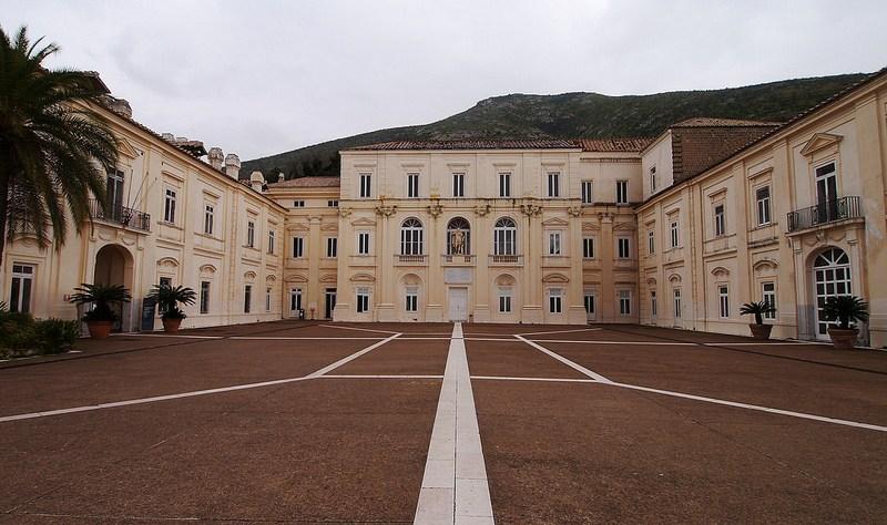 Risultato immagini per Complesso Monumentale Belvedere di San Leucio