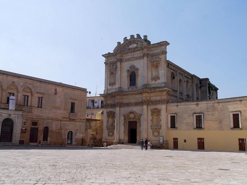 Chiesa di S. Anna - Mesagne (Br)