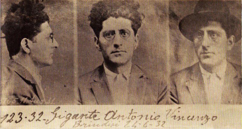 Un eroe brindisino: Antonio Vincenzo Gigante, Medaglia d'Oro della Resistenza