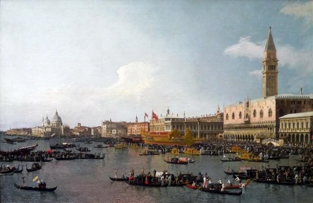 Il Canaletto e i pittori veneziani alla National Gallery di Londra