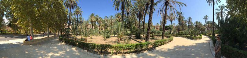 Park Villa Bonanno in Palermo