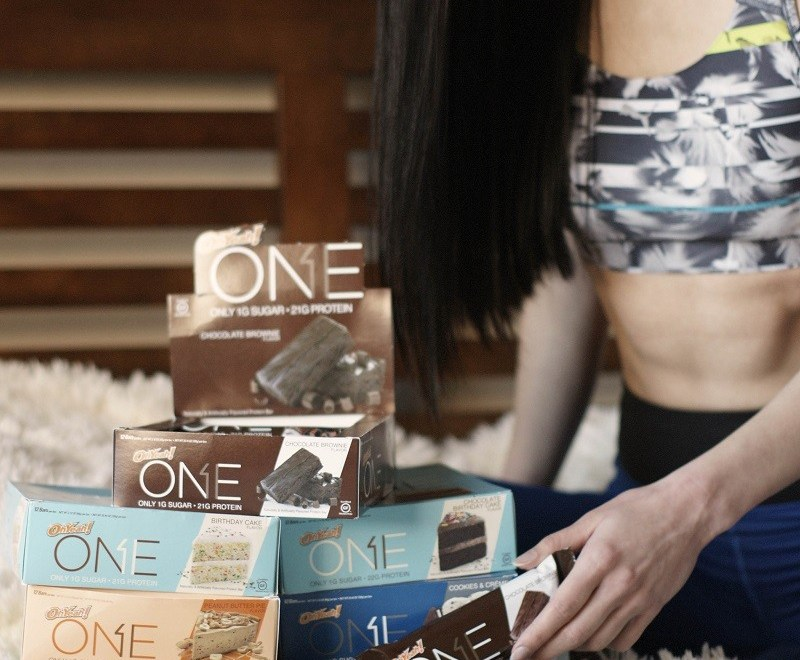 Brunette on Demand Oh Yeah Protein Bars