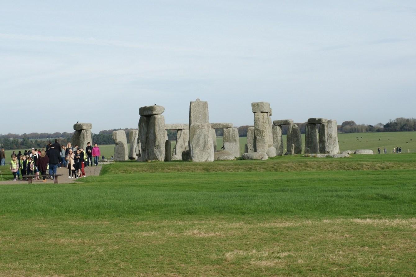 Brunette on Demand South West Adventures Stonehenge