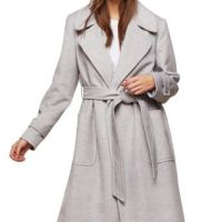Brunette on Demand Keeping it Casual in A Long Coat